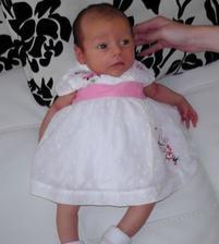 2.júna.2010 sa nám narodila zdravá a krásna dcérka :-)