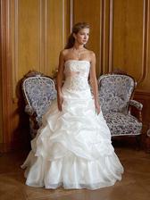šaty ze salonu Bereniké