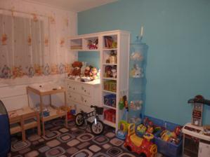 Detská izba už na komplet...:)