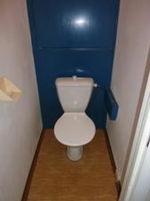WC a šachta
