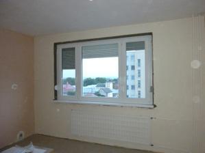 vymenené okná s vonkajšími roletami
