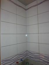 a obklad v kúpelni...:)