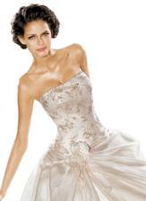 """Rozhodla som sa inak! Dva týždne pred svadbou som zrušila šaty """"Jazmin""""..."""