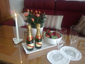 trosku romantiky k dnesku patri