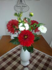 kvety z nasej zahrady