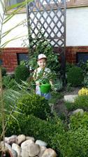 a takto si uzivame nasu zahradku