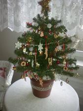 Filipkov stromcek v detskej izbe