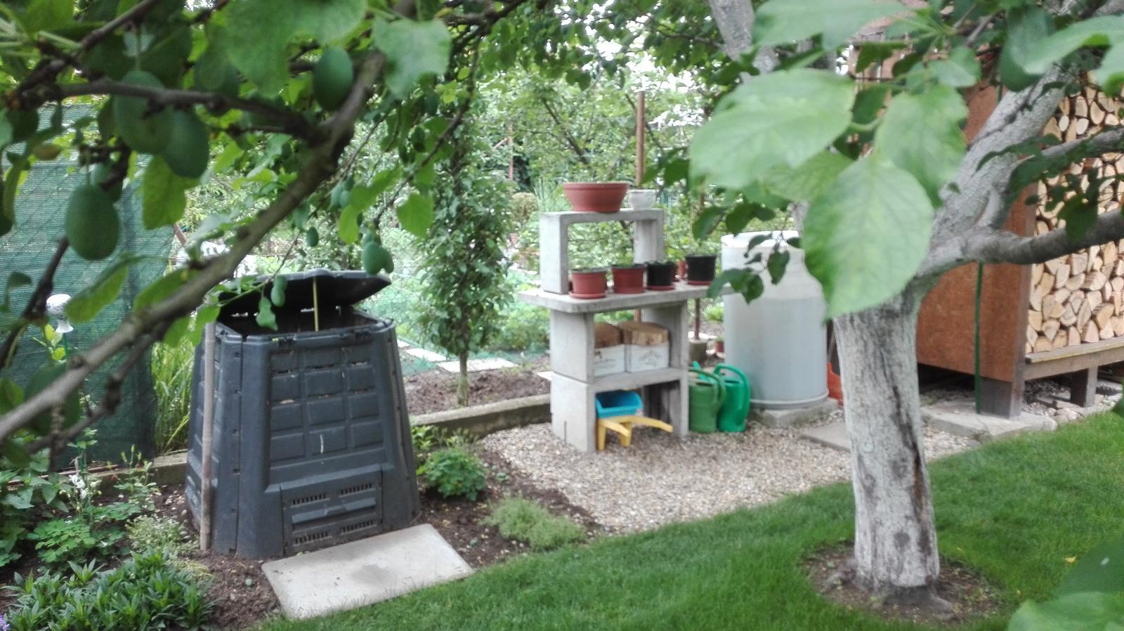 Zahrada - Nasa hospodarska cast