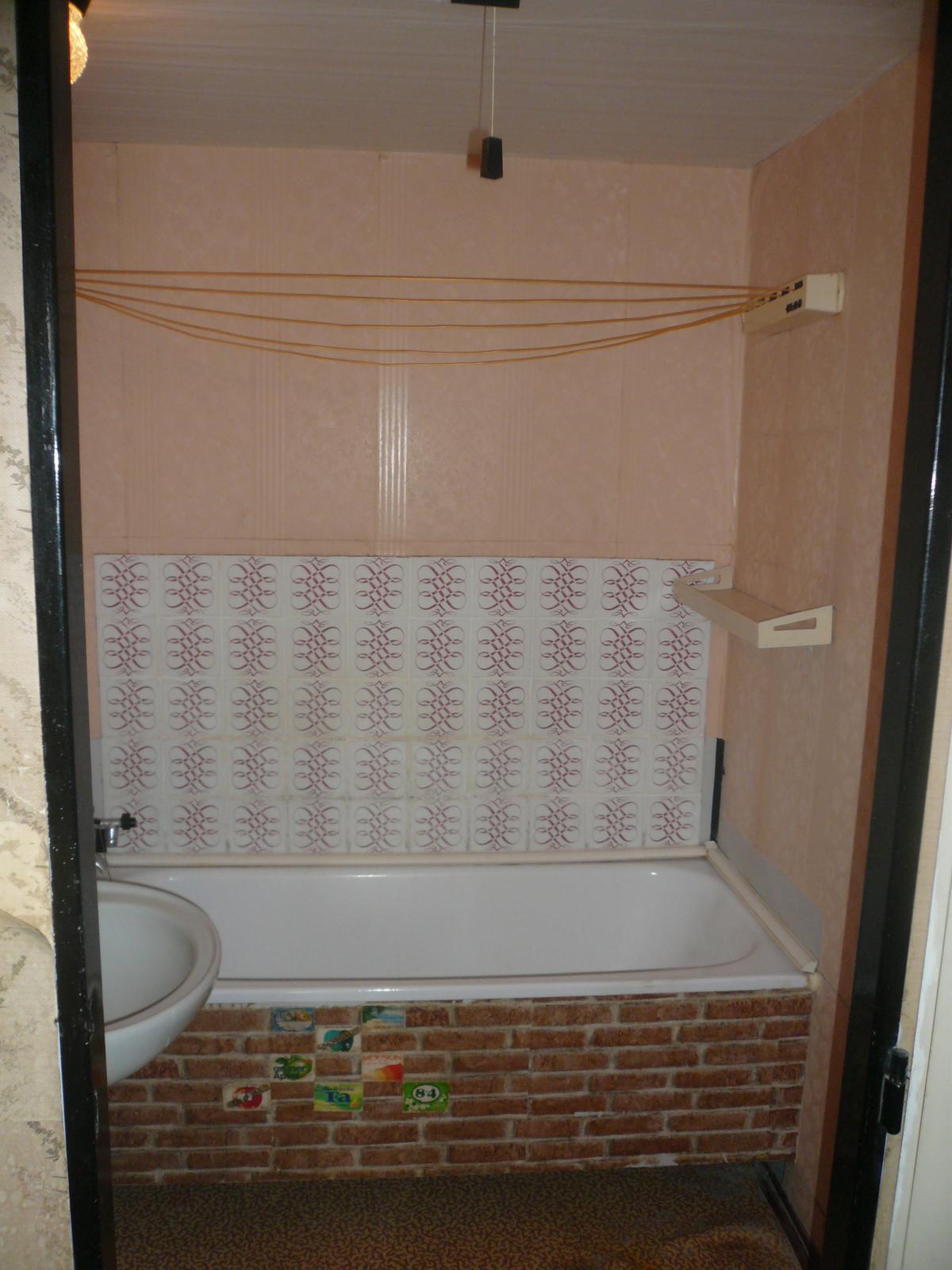 Prerábka bytu - mini kúpelka