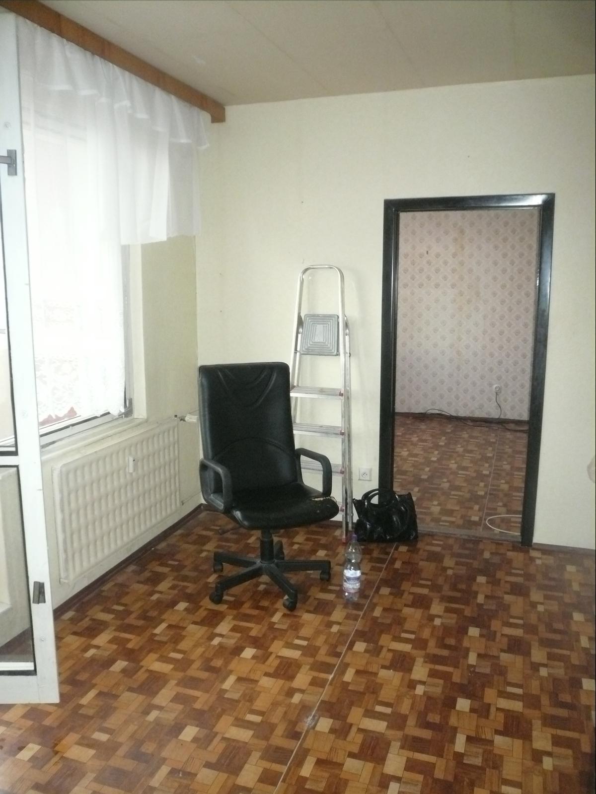 Prerábka bytu - kuchyňa plus balkón