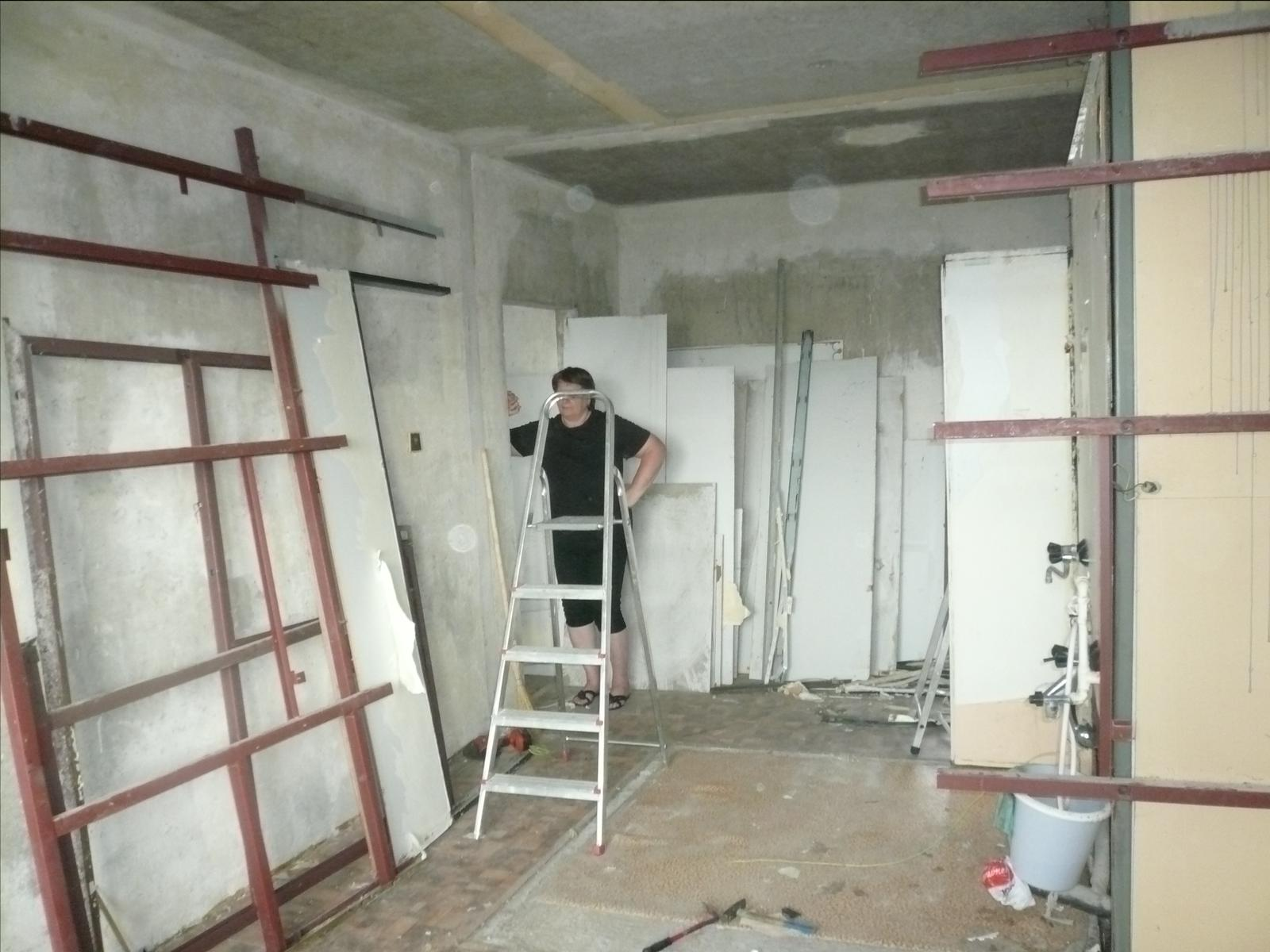 Prerábka bytu - Obrázok č. 17