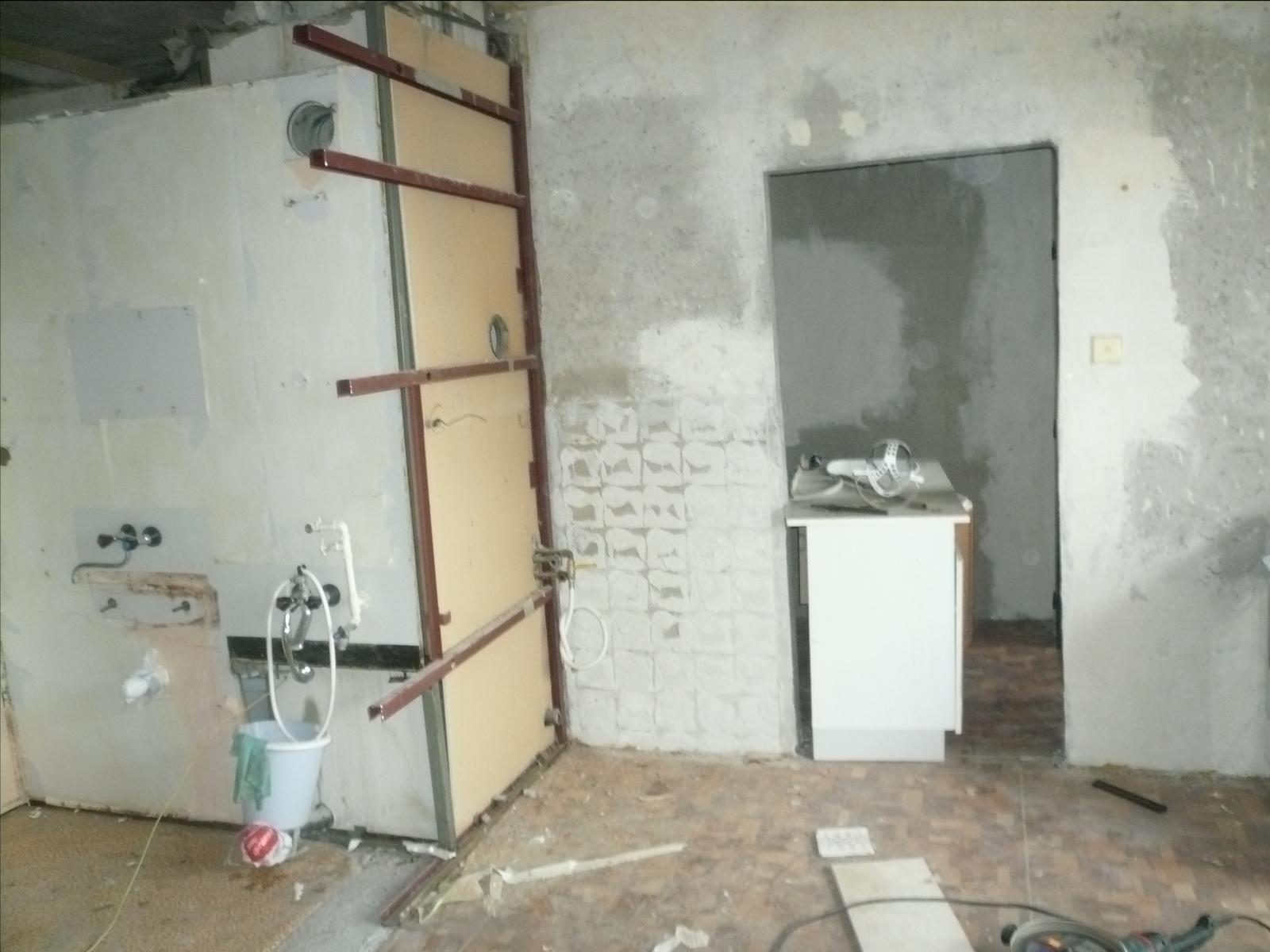 Prerábka bytu - Obrázok č. 18