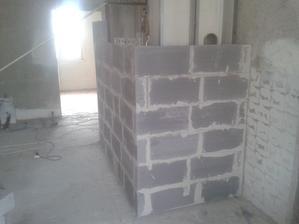 murovka nového jadra