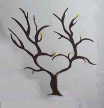 náš strom, kreslila jsem...