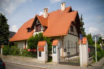 Trmalova vila ve Strašnicích