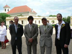 Muži Michálkovic