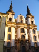 tady bude svatba - kostel Panny Marie Sněžné