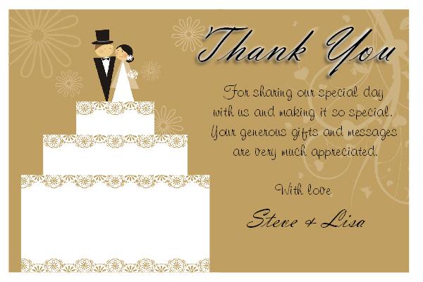 Posielali ste hosťom ďakovné... - Obrázok č. 1