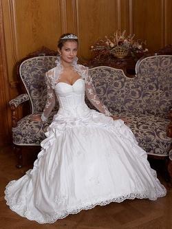 Pripravy:) - Moje svadobne saty....:)