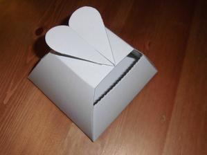 Dorazily krabičky na výslužky :-)