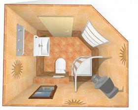 spodní koupelna-sluníčková