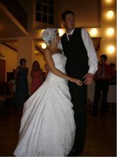 ... a už je nevěsta začepená ... ;-)