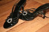 společenské páskové boty, 38