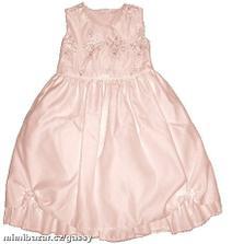 Tyhle krásné šatičky ale v barvě Ivory bude mít na sobě moje ještě krásnější holčička