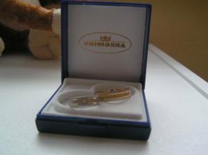 Naše krásné snubní prstýnky :-)
