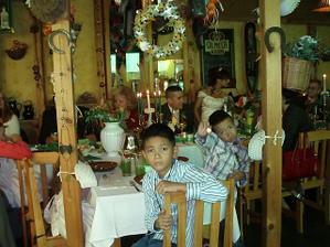 Naše restaurace