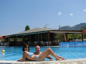 svatební dovolená Řecko-Korfu