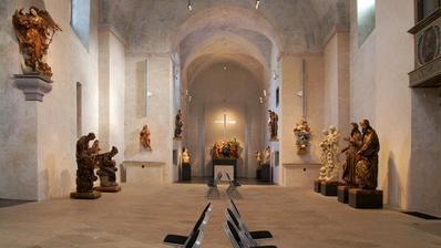 Muzeum barokních soch v Chrudimi - místo obřadu