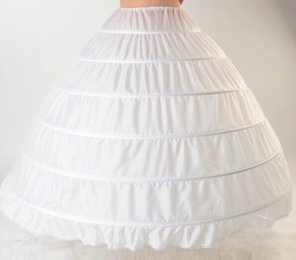 Co už máme :) - objednaná 5ti kruhová spodnice