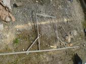 Hladitka na beton hliníkove,