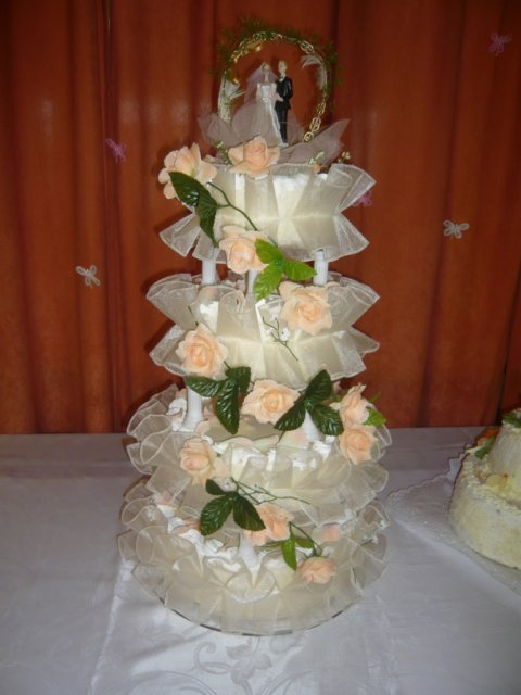 Monika Kyjovská{{_AND_}}Daniel Novotný - torta