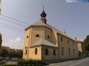 Kostolík v Prešove