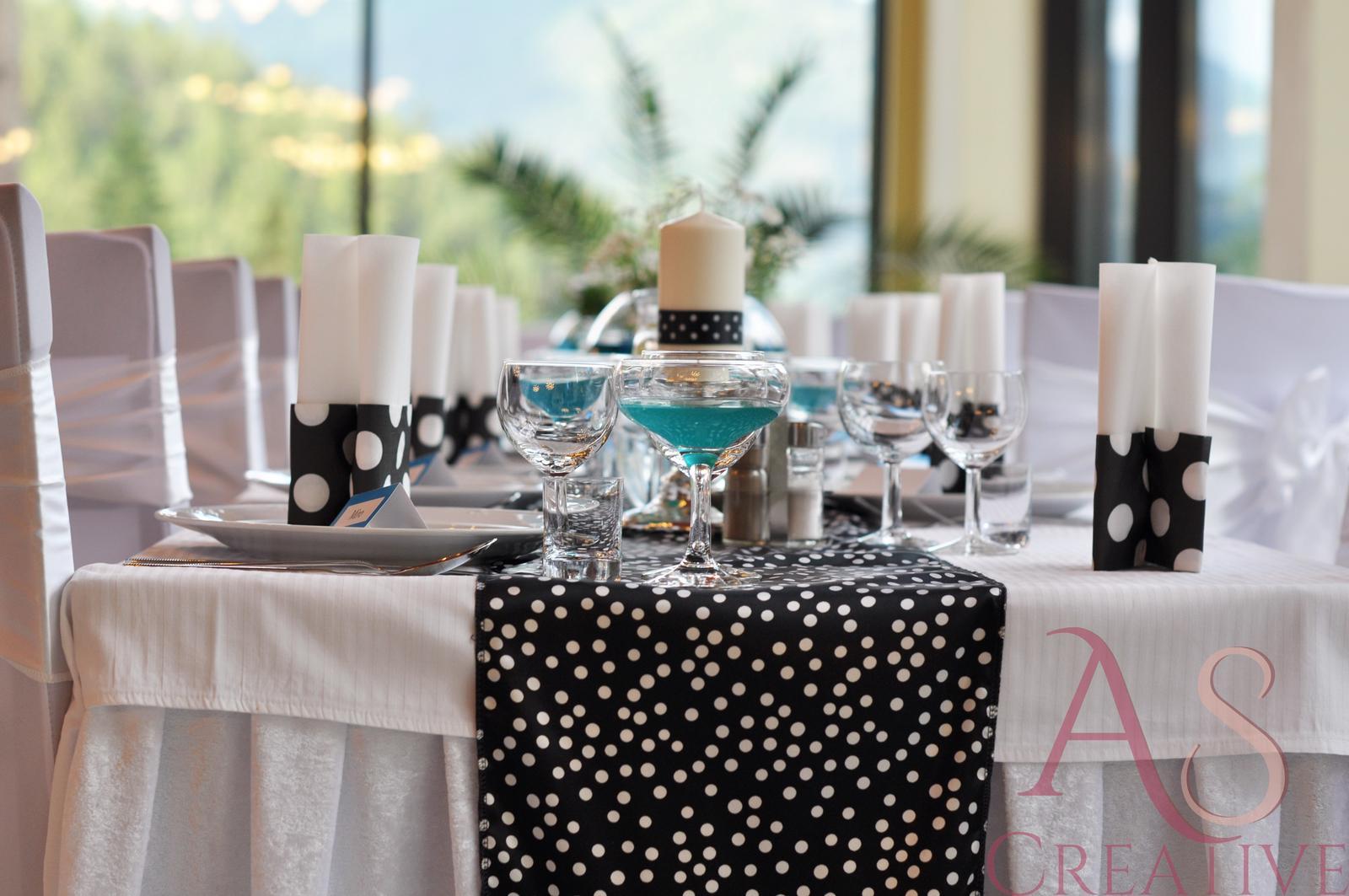 Mašle na stoličky a šóly na stoly - predaj - Obrázok č. 4