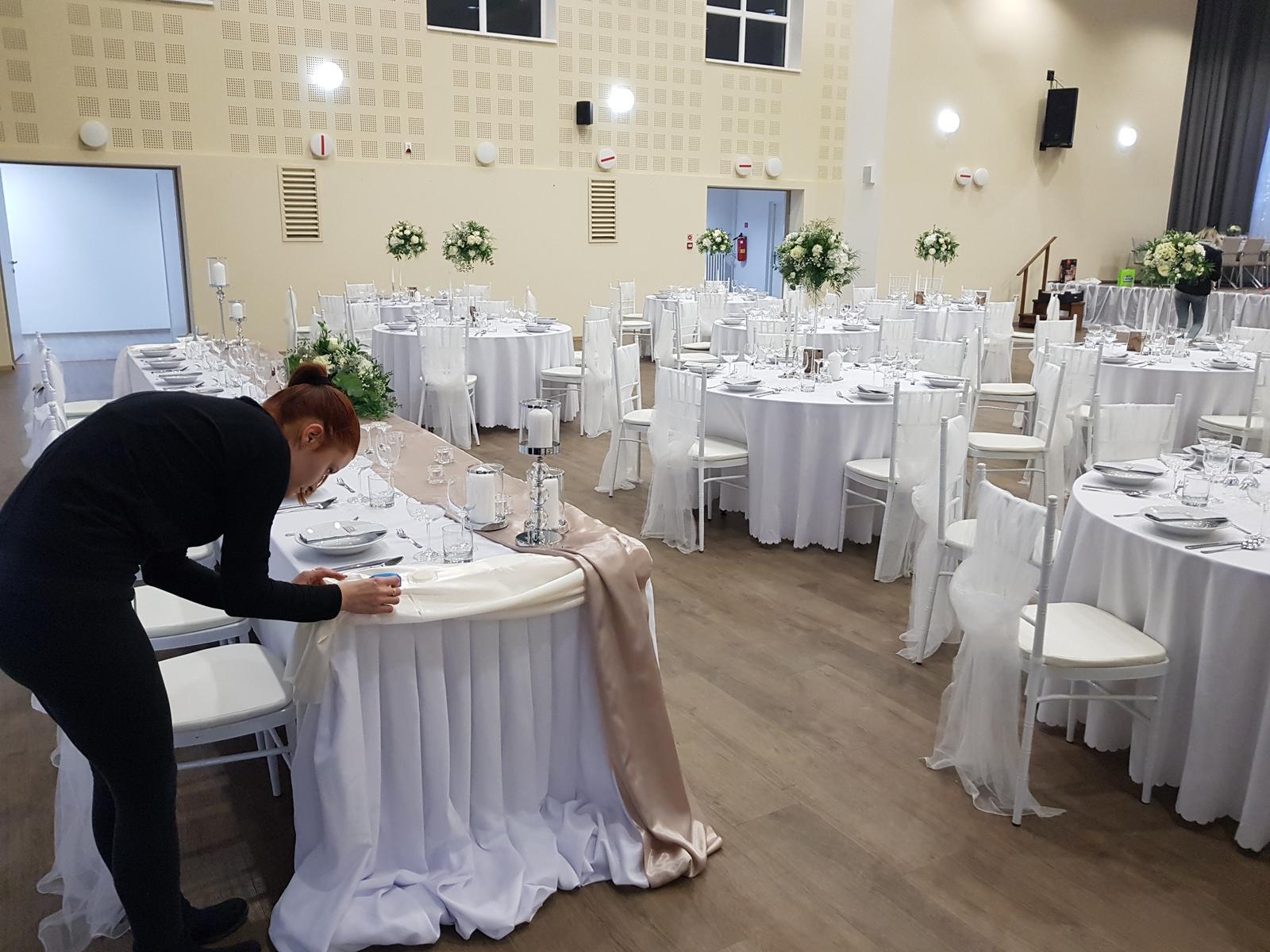 Svadba 2.3.2019 v jemnej bielej ....... - Obrázok č. 2