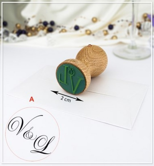 Přípravy na náš velký den D. - M a R ...Razítka objednány ... původně bylo v plánu nějaké zajímavější, ale nakonec ... v jednoduchosti je síla ... budu třeba používat i po svatbě :)