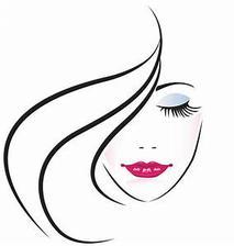 Make up- vizážistka a kosmetička, kamarádka Ludmila Perglová