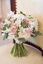 moje vysněná svatební kytice