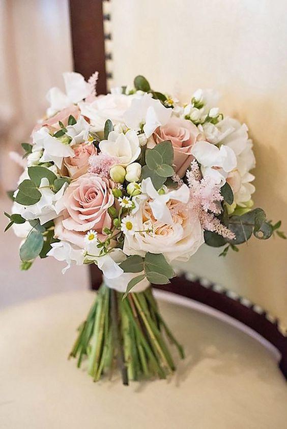 Co už máme - moje vysněná svatební kytice