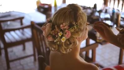 Pujčená představa od jedné nevěsty plus varianta se závojem
