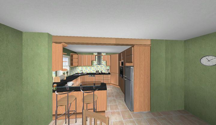 Moje vysněná kuchyňka - Obrázek č. 22