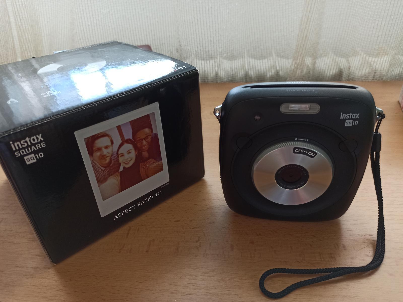 TOP Polaroid Instax Square10 - Obrázek č. 1