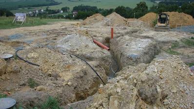 prve vykopy