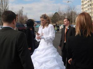 čekání na ženicha :-)