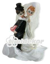 Tyto figurgy budeme mít na svatebním dortu!!