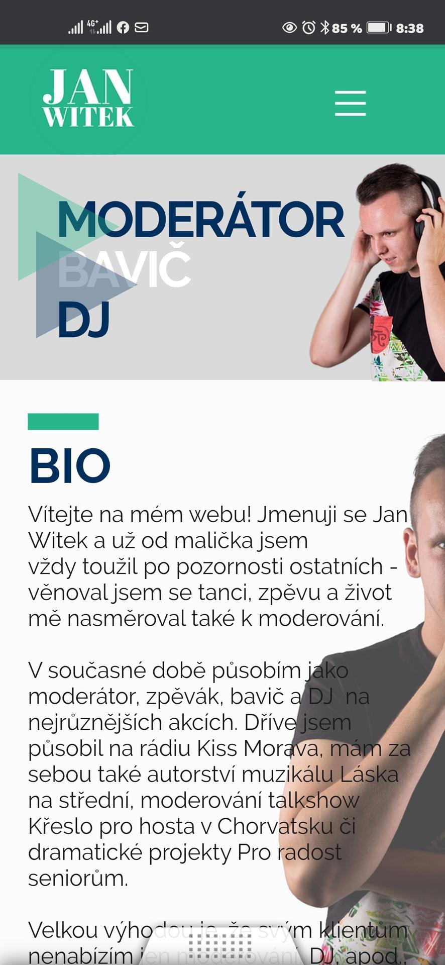 Vrabcovi 10.9.2022 - Náš DJ 😊