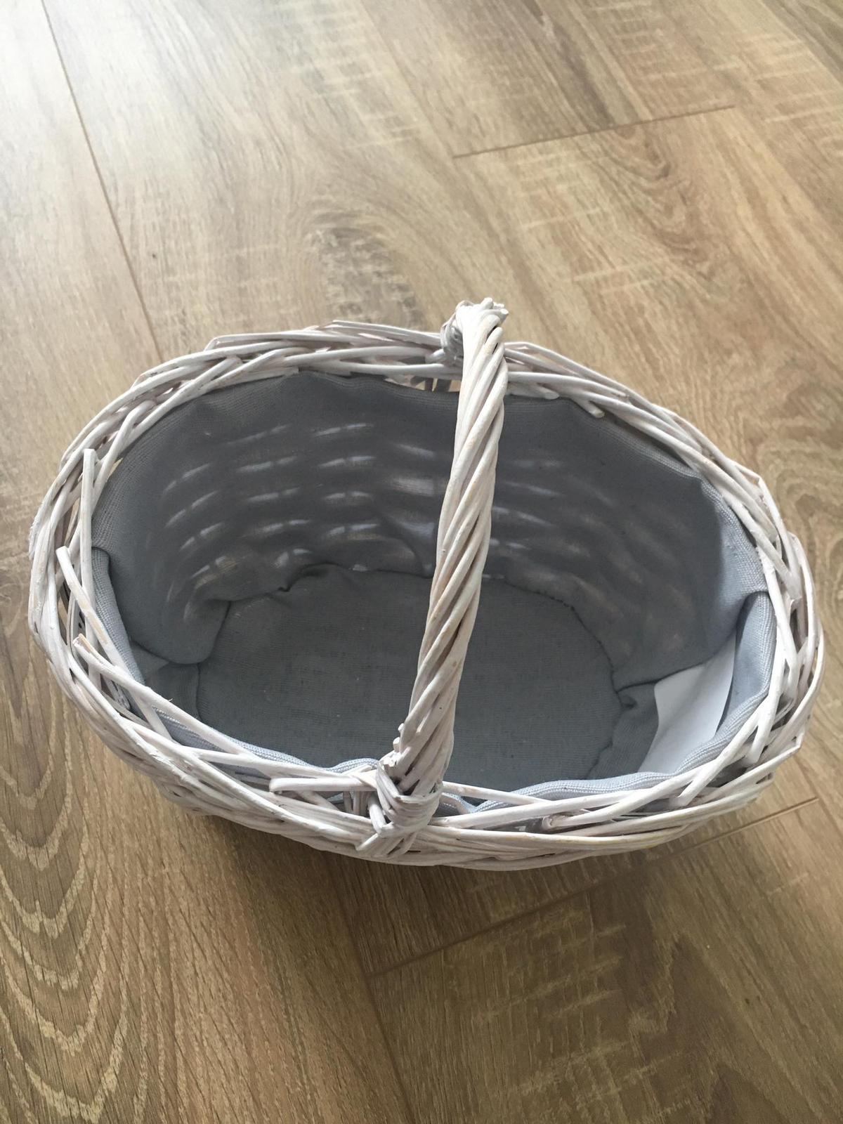 Biely košík - Obrázok č. 3